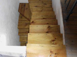 Escalera Restaurada